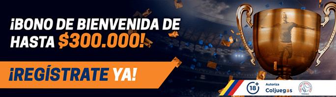 Rivalo Bonus Colombia