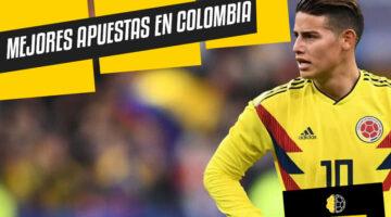 Mejores apuestas deportivas en Colombia