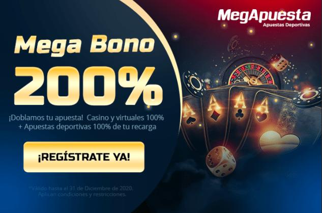 MegApuesta Colombia