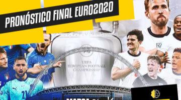 Pronóstico y análisis Italia vs Inglaterra Eurocopa 2021