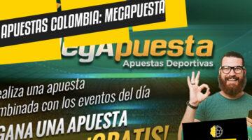 Casas de apuestas Colombia Megapuesta