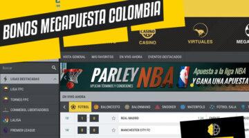 Apuesta en Colombia con Megapuesta