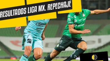 Resultados jornada Liga MX. Repechaje 2020