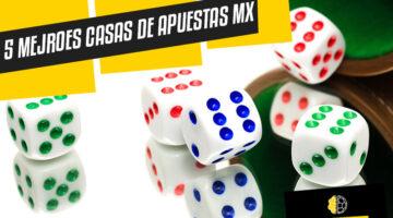 Mejores casas de apuestas de México