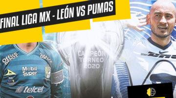 Final Liga MX León Pumas
