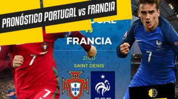 Pronóstico y análisis Portugal vs Francia Eurocopa 2021