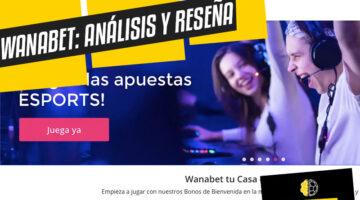 Wanabet análisis y reseña