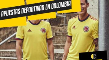 Apuestas deportivas en línea en Colombia