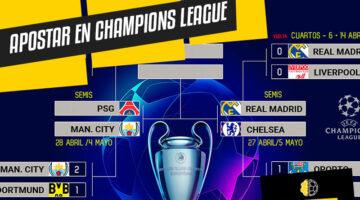 Apostar en la Champions League España y Latam