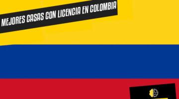 Mejores casas de apuestas con licencia en Colombia