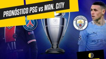 Pronóstico y análisis PSG vs Manchester City