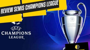Análisis semifinales de Champions League