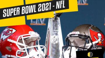 Apostar en la Super Bowl 2021