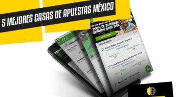 5 mejores casas de apuestas de México