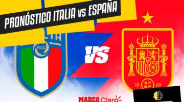 Pronóstico y análisis Italia vs España Eurocopa 2021