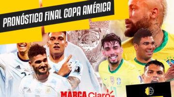 Pronóstico y análisis Argentina vs Brasil Copa América 2021