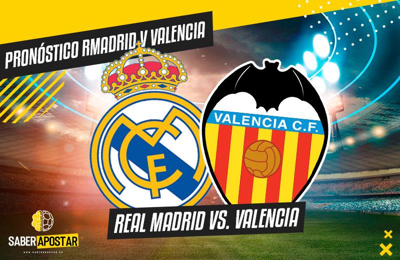 Pronóstico Real Madrid vs Valencia