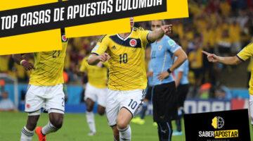 Mejores casas de apuestas de Colombia 2021