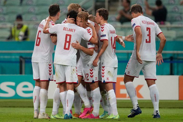 Pronóstico y análisis Inglaterra vs Dinamarca Eurocopa 2021