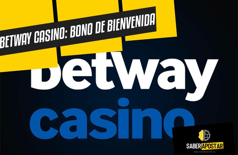 Betway Casino Bono de Bienvenida