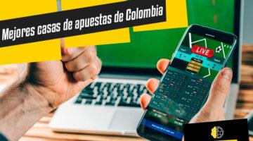 Ranking mejores casas de apuestas de Colombia