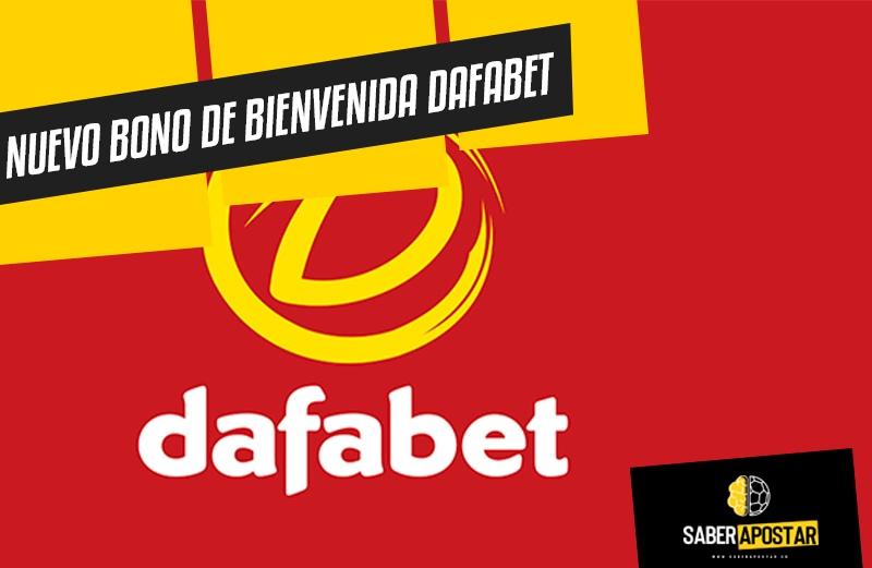 Nuevo Bono de bienvenida de Dafabet para Latinoamérica
