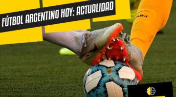 Fútbol Liga argentina hoy