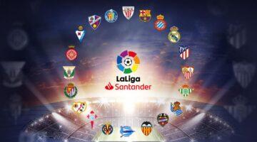 Resultados fin de semana de liga española