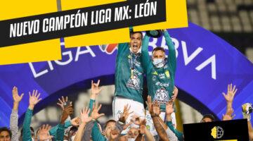 Nuevo campeón Liga MX