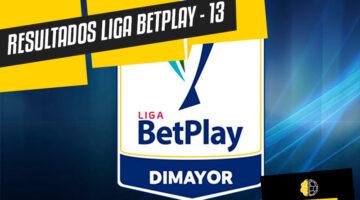 Resultados Liga BetPlay Colombia