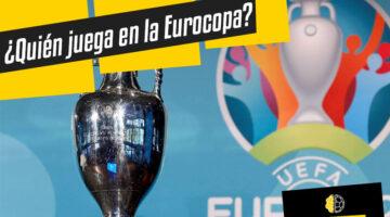Plantillas Selecciones Eurocopa 2021