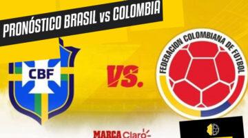 Pronóstico y análisis Brasil vs Colombia Copa América 2021.