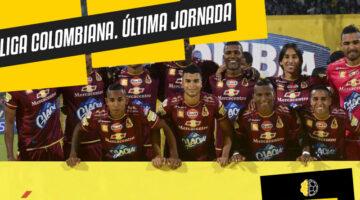 Partidos Liga Betplay. Apostar en Colombia